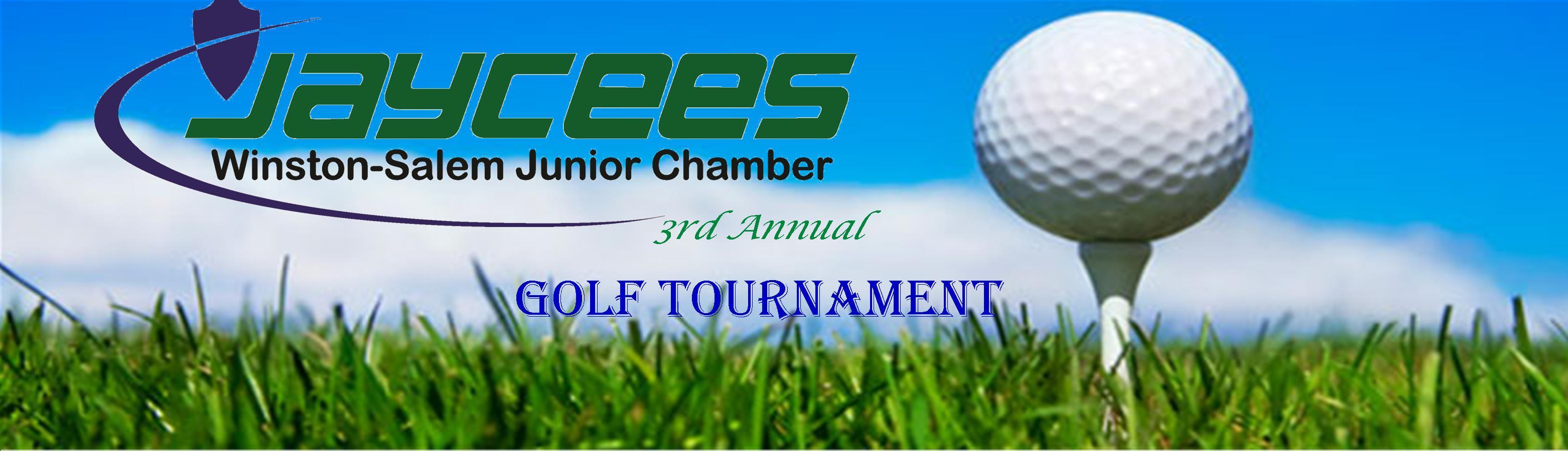 3rd Annual Jaycees Golf Tournament