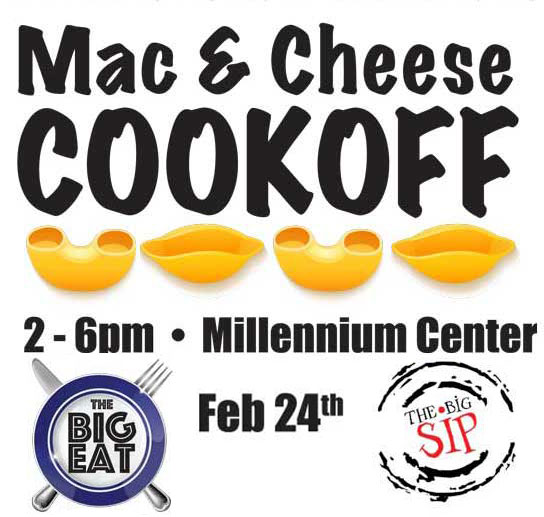 Big Eat / Big Sip Mac and Cheese Cook-Off