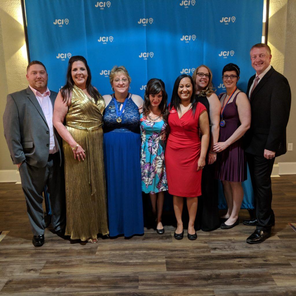 2017 JCI USA National Awards - WSJC